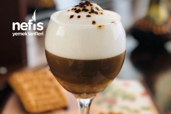 Vanilya Aromalı Şekersiz Latte Tarifi