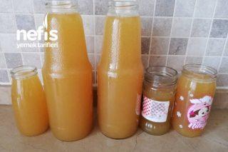 Vitamin Deposu Meyve Suyu Tarifi