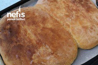 1 Kg Un İle İki Tane Kocaman Köy Ekmeği Tarifi