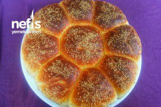 Çiçek Ekmek Yapmışken 2 Tane Yapalım Tarifi