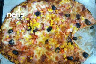 Pizza Aşkına Tarifi