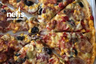 Pizza (Pratik) Tarifi