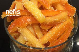 Portakal Şekerlemesi Tarifi