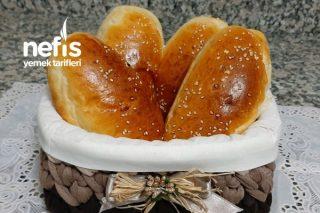 Sandviç Ekmeği (Çok Kabaran Puf Puf) Tarifi