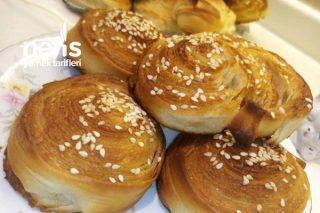 Tel Tel Tahinli Çörek Tarifi