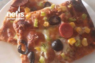 Tepside Pizza Tarifi
