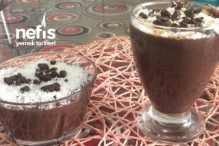 Bardak Çikolata Çok Kısa Sürede ️️ Tarifi