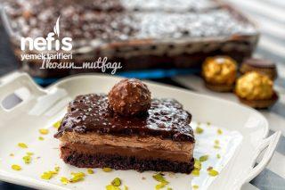 Borcamda Çikolata Rüyası Tarifi