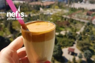 Dalgona Coffee Tarifi