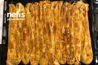 Kol Böreği Patatesli Tarifi