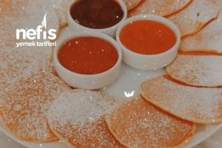 Pankek (Pancake) Tarifi