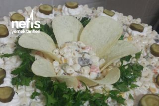 Papatyalı Prenses Salatası Tarifi