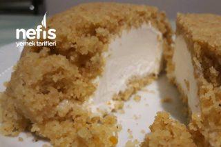 Portakallı Dondurmalı İrmik Helvası Tarifi