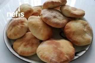 Yumuşacık Nefis Pita Ekmeği Tarifi