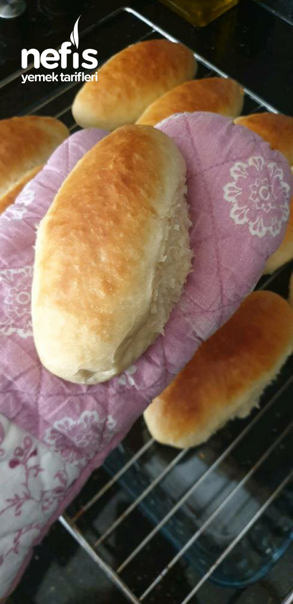 Yumuşak Ekmek – Sandviç ve Hamburger Ekmekleri
