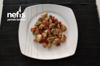 Baharatlı Tavuk Sote Tarifi