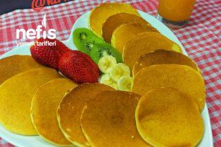 Pankek (Kahvaltımızın Vazgeçilmezi Olacak) Tarifi