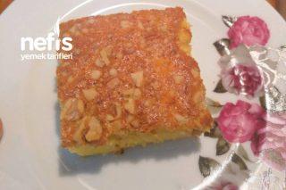 Pastane Usulü Meyveli Kek Tarifi