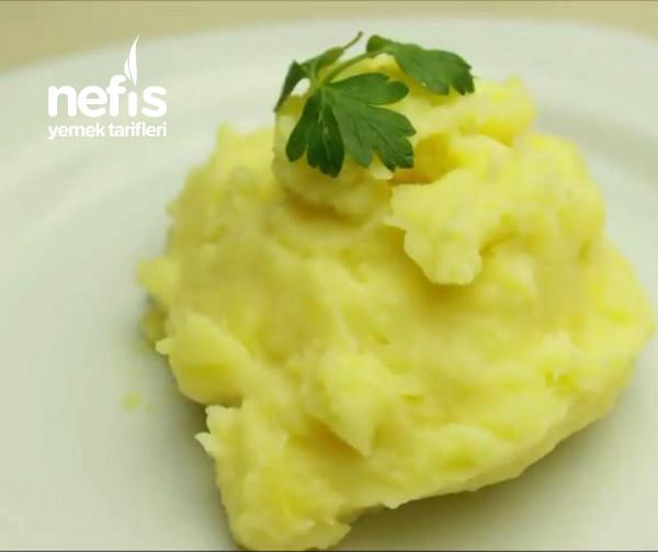 Patates Püresi (Boylesini Yemediniz)