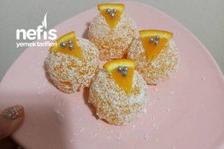 Portakallı Toplar Tarifi