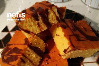 Zerdeçal Ve Portakallı Kek Tarifi