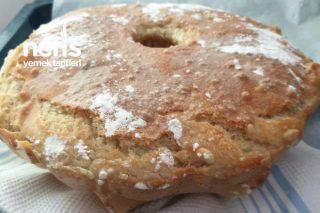 Ekmek (Yoğurmadan) Tarifi