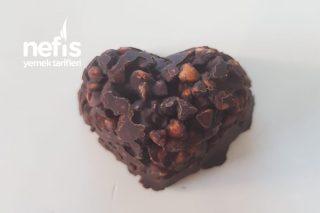 Karabuğday Patlaklı Çikolata Tarifi
