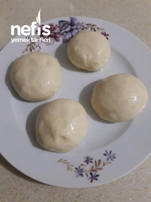 Katmer (Akşam Yoğur Sabah Pişir)