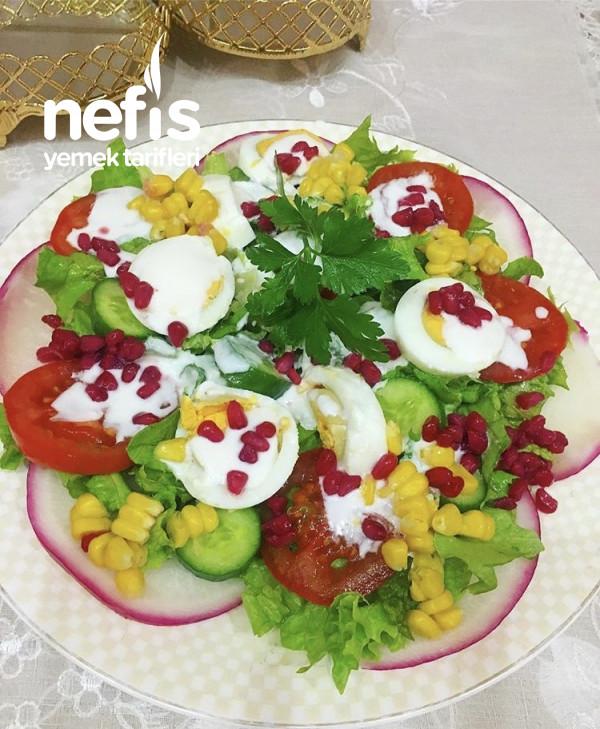 Köşk Salatası
