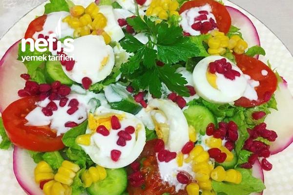 Köşk Salatası Tarifi
