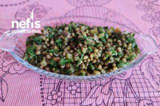 Maş Fasülyeli Salata Tarifi
