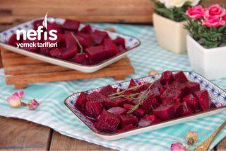 Pancar Salatası (Kan Yapıcı-Videolu) Tarifi