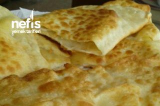 Peynirli El Böreği Tarifi