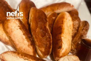 Dışı Çıtır İçi Yumuşacık Ekmek (Kesinlikle Denemelisiniz) Tarifi