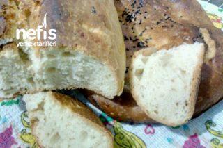 Ekşi Mayalı Tek Hamurdan Ekmek, Pide, Poğaça Ve Çikolatalı Muffin Tarifi