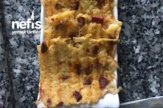 Farklı Bir Alternatif Patates Tost Tarifi