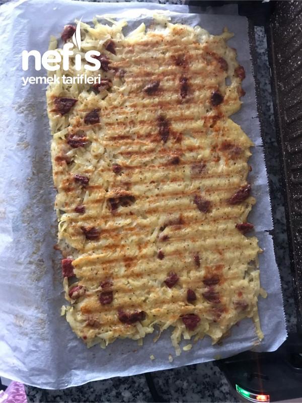 Farklı Bir Alternatif Patates Tost
