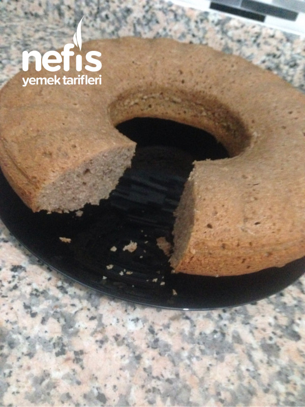 Kahvatlik Çikolatalı Kek (Kakaosuz)