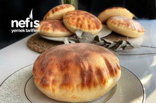 Meşhur Pita Ekmeği (Balon Gibi Kabaran) Tarifi