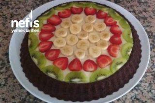 Meyveli Tart Pasta Tarifi