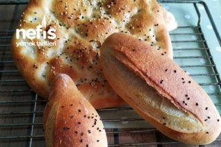 Ramazan pidesi ve ekmek Tarifi