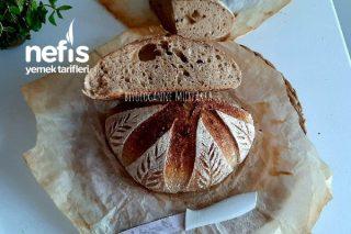 Ekşi Mayalı Ekmek Tarifi (Videolu)