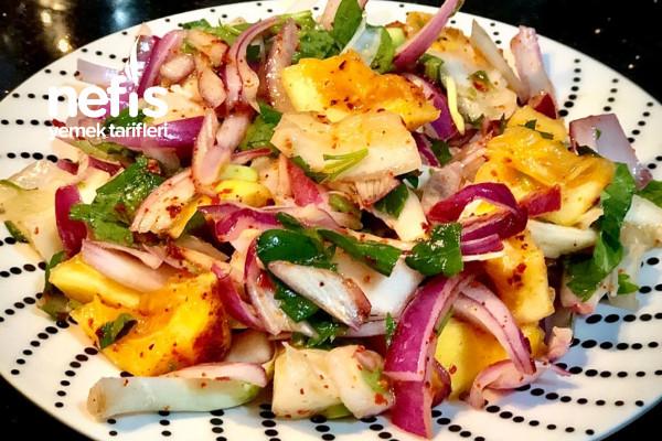 Limon Salatası Tarifi