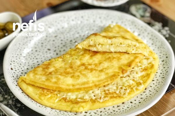 Puf Puf Omlet Tarifi
