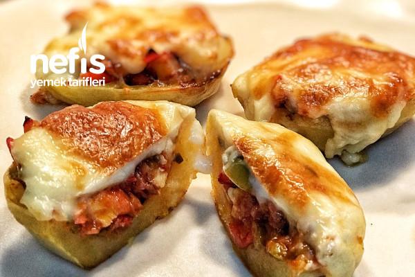 Tavuk Soteli Çanak Patates Tarifi