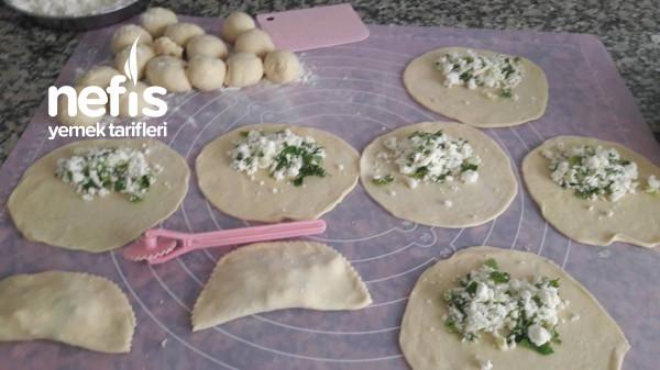 Akşam Yoğur Sabah Pişir Puf Böregi (Bulut Gibi Hafif)