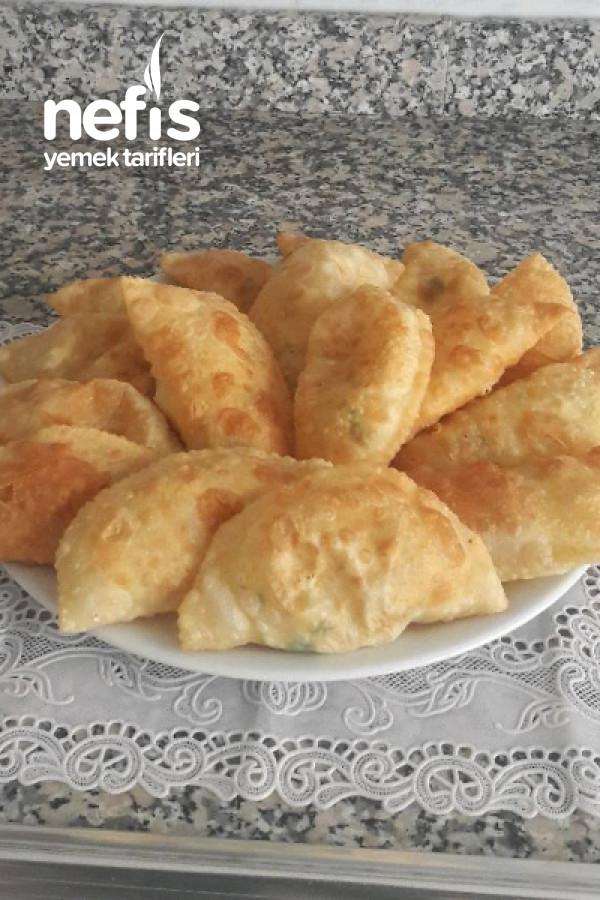 Akşam Yoğur Sabah Pişir Puf Böreği (Bulut Gibi Hafif)