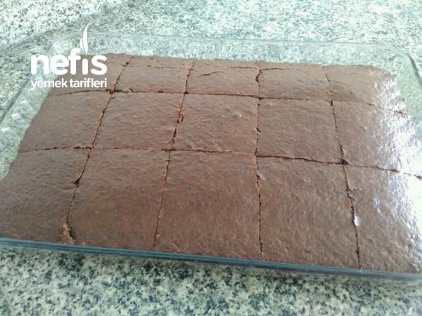 Brownie (Islak Kek)