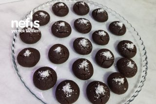 Brownie Kurabiye (Mükemmel Lezzet) Tarifi
