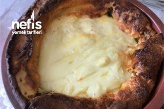 Fırında Omlet (Dutch Baby) Tarifi